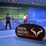 Rafa Nadal Tour Barcelona