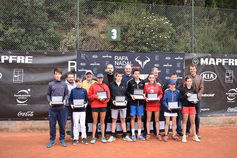 Ganadores-y-finalistas-Rafa-Nadal-Tour-by-Mapfre-Barcelona-valldoreix-2019-1